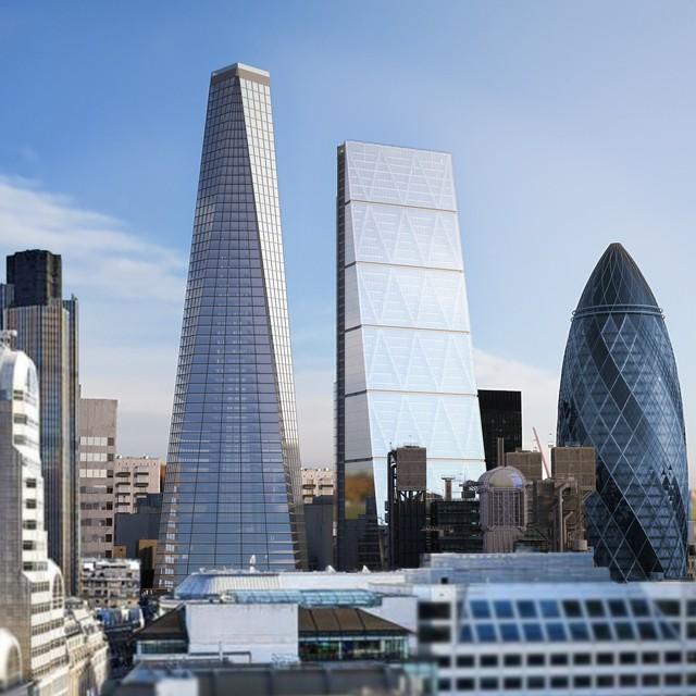 Bể bơi vô cực 360 độ trên nóc cao ốc tại London, làm sao để vào bơi? - Ảnh 3.