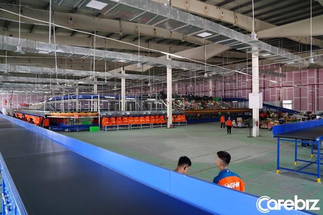 GHN ra mắt hệ thống phân loại hàng tự động 100% lớn nhất tại Việt Nam: Năng suất 30.000 đơn/giờ, tiết kiệm 600 nhân công, rút ngắn thời gian từ 3 giờ còn 30 phút - Ảnh 9.