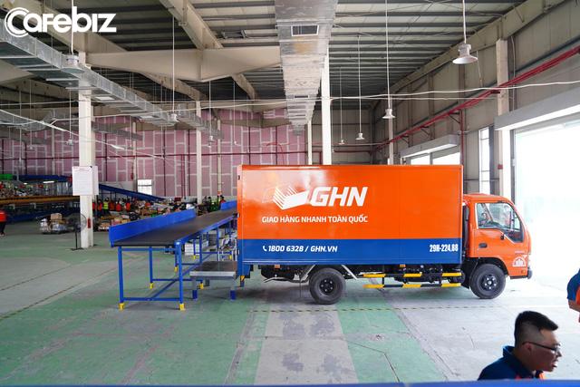 GHN ra mắt hệ thống phân loại hàng tự động 100% lớn nhất tại Việt Nam: Năng suất 30.000 đơn/giờ, tiết kiệm 600 nhân công, rút ngắn thời gian từ 3 giờ còn 30 phút - Ảnh 10.
