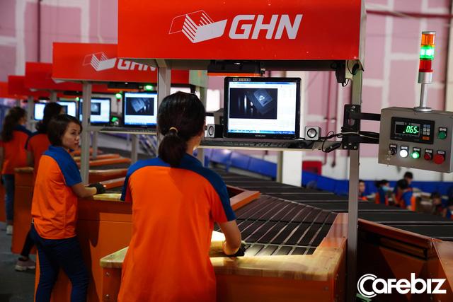 GHN ra mắt hệ thống phân loại hàng tự động 100% lớn nhất tại Việt Nam: Năng suất 30.000 đơn/giờ, tiết kiệm 600 nhân công, rút ngắn thời gian từ 3 giờ còn 30 phút - Ảnh 11.