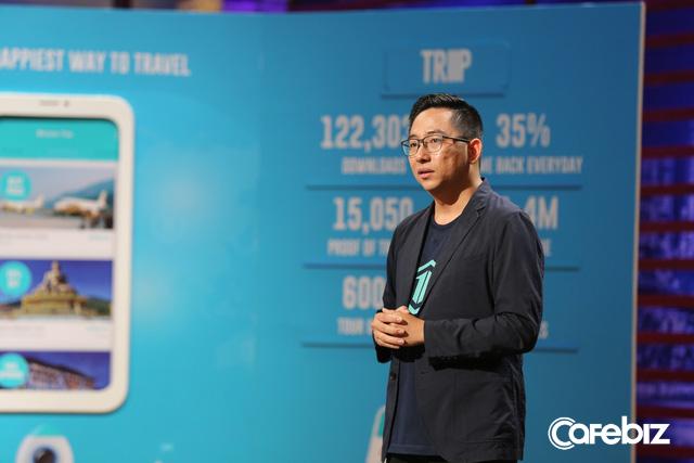 Đòn tâm lý nhìn từ màn gọi vốn của Triip: Bị 4 Sharks từ chối mà vẫn ép giá Shark Việt, nâng định giá startup từ 2,5 triệu USD lên 10 triệu USD - Ảnh 2.