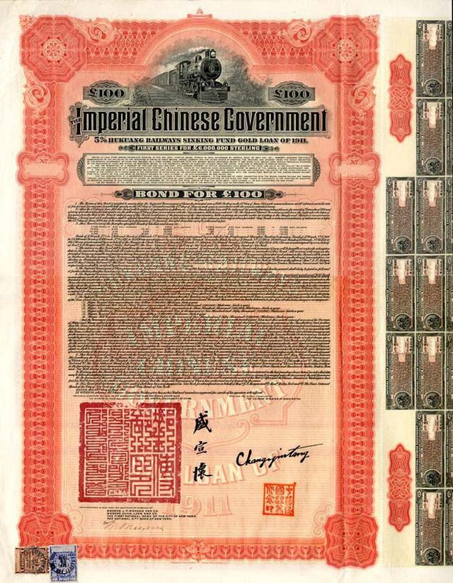 Bloomberg: Mỹ khai quật khoản nợ nghìn tỷ USD từ thời hoàng đế - TQ không chịu trả, nói không liên quan - Ảnh 1.