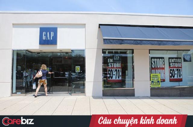 """Thảm họa đổi logo của GAP – """"Đốt"""" 100 triệu USD chỉ để xài trong 7 ngày, cổ phiếu rớt 13%, trở thành trò cười cho thiên hạ - Ảnh 2."""