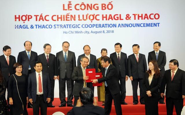 Phi vụ 'giải cứu' Hoàng Anh Gia Lai trị giá gần 1 tỷ USD của THACO - Ảnh 2.