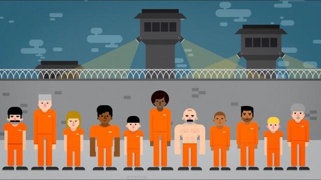 Vì sao nước Mỹ chi tới 182 tỷ USD mỗi năm cho hệ thống nhà tù dù tỷ lệ tội phạm vẫn gia tăng? - Ảnh 3.