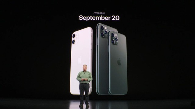 Apple ra mắt iPhone 11 Pro và iPhone 11 Pro Max: Thiết kế pro, màn hình pro, hiệu năng pro, pin pro, camera pro và mức giá cũng pro - Ảnh 19.