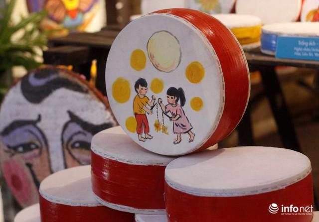 Ký ức Trung thu xưa ùa về qua những món đồ chơi truyền thống - Ảnh 5.