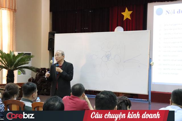 Chuyên gia quản lý doanh nghiệp Đỗ Hòa: Việt Nam hiếm có doanh nghiệp mang tầm vóc khu vực, bởi chúng ta thường quản lý theo kiểu thuận tiện, thay vì khoa học - Ảnh 1.
