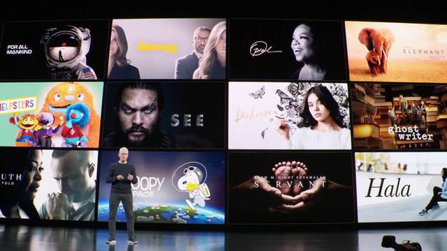 apple, netflix, disney, amazon, google - photo 1 1568252529694614001274 - Chỉ bằng một câu nói thôi, Apple đã trở thành đối thủ đáng gờm của Netflix, Disney, Amazon và Google…