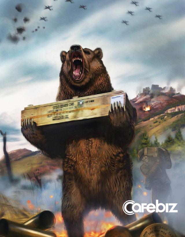 Câu chuyện phi thường của Wojtek: Từ chú gấu mất mẹ đến binh nhì được vinh danh anh hùng và dựng tượng đài trong Thế chiến II - Ảnh 3.