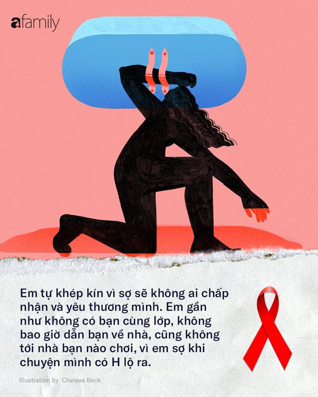 Trung thu của những đứa trẻ bị ảnh hưởng bởi HIV: Khi háo hức, niềm vui hồn nhiên lắng xuống, chỉ còn lại những câu chuyện thật buồn - Ảnh 2.