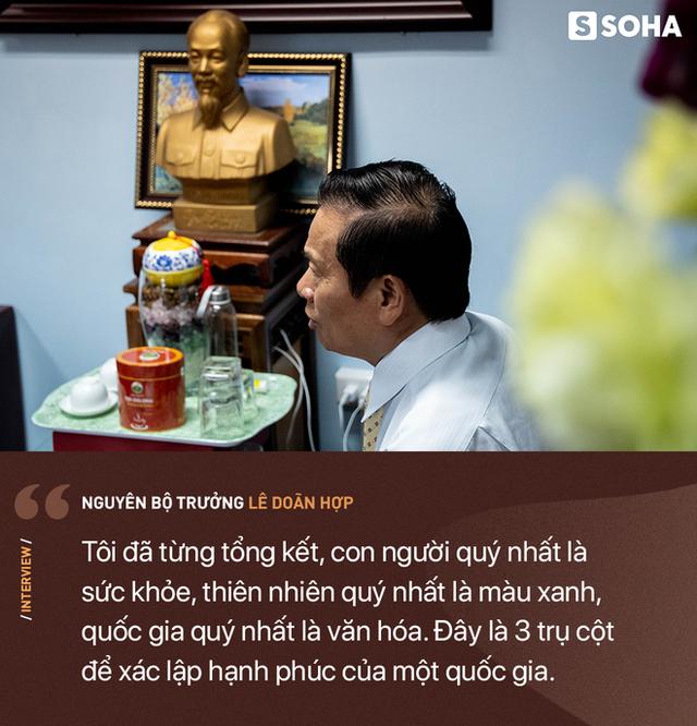 7 lời khuyên về sức khỏe của Đại tướng Võ Nguyên Giáp và bí quyết sống khỏe của Nguyên Bộ trưởng Lê Doãn Hợp - Ảnh 15.