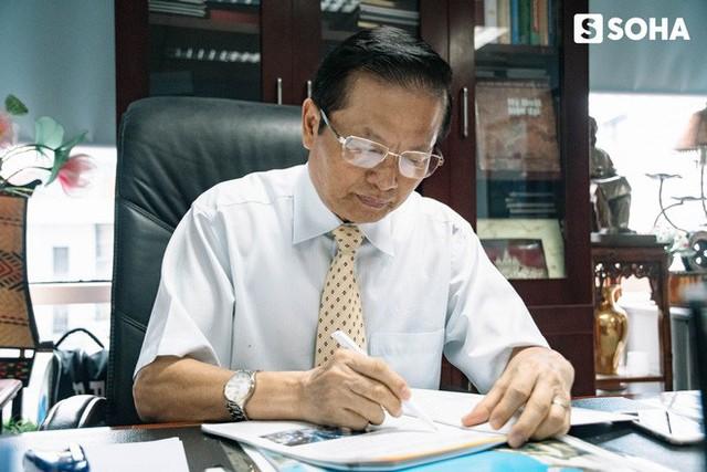7 lời khuyên về sức khỏe của Đại tướng Võ Nguyên Giáp và bí quyết sống khỏe của Nguyên Bộ trưởng Lê Doãn Hợp - Ảnh 19.