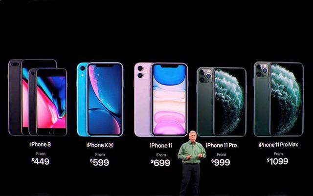 Apple tuyên bố ngừng sản xuất iPhone XS và XS Max, chỉ kinh doanh 5 mẫu iPhone - Ảnh 2.