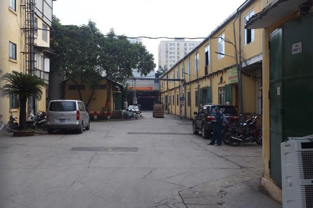 Bộ Tư lệnh Hóa học tiến hành tẩy độc Nhà máy Rạng Đông - Ảnh 5.