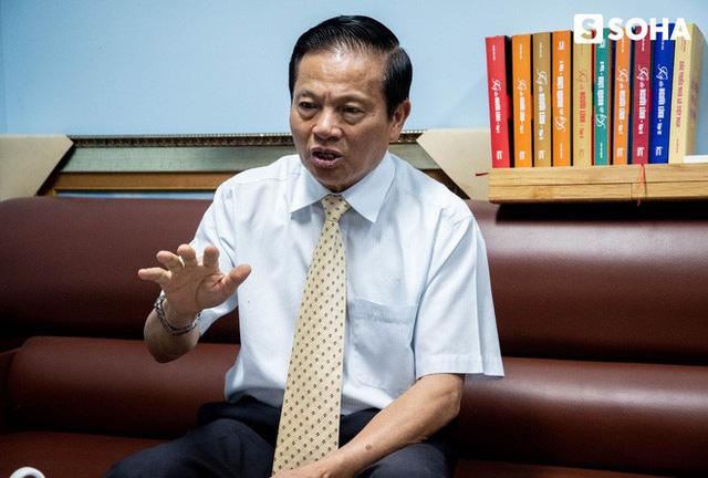 7 lời khuyên về sức khỏe của Đại tướng Võ Nguyên Giáp và bí quyết sống khỏe của Nguyên Bộ trưởng Lê Doãn Hợp - Ảnh 7.
