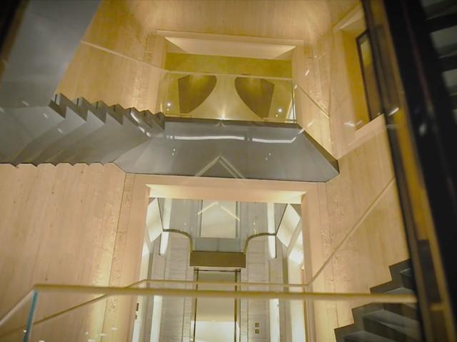 Đột nhập biệt thự 7 tầng dát vàng siêu sang dưới lòng đất - Ảnh 7.