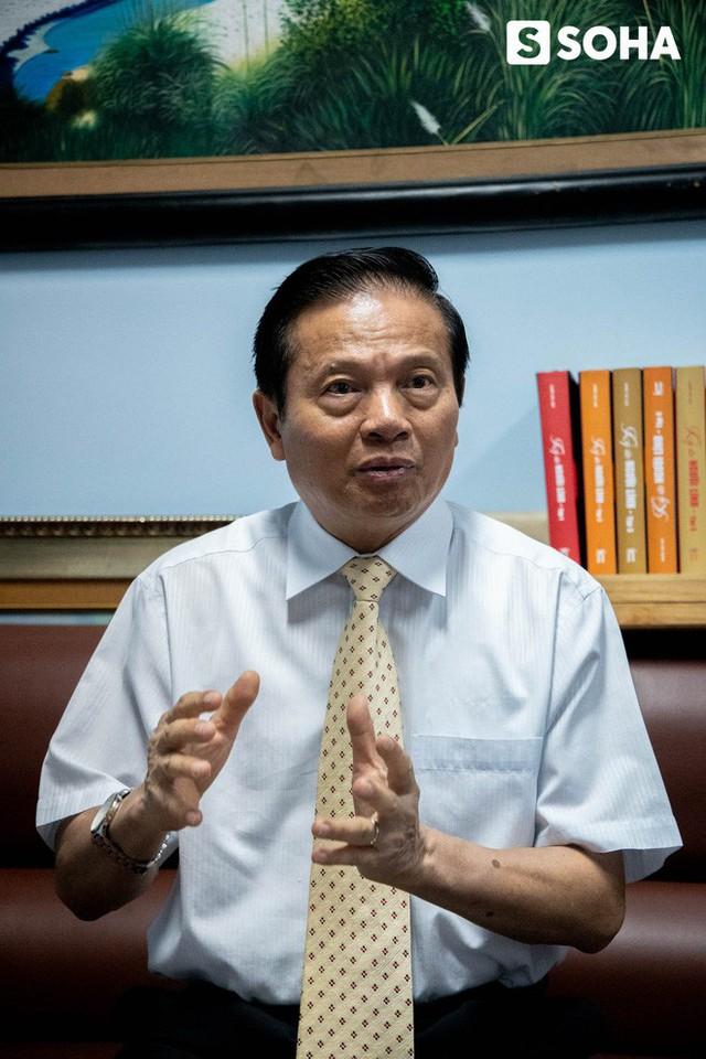 7 lời khuyên về sức khỏe của Đại tướng Võ Nguyên Giáp và bí quyết sống khỏe của Nguyên Bộ trưởng Lê Doãn Hợp - Ảnh 9.