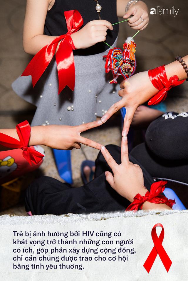 Trung thu của những đứa trẻ bị ảnh hưởng bởi HIV: Khi háo hức, niềm vui hồn nhiên lắng xuống, chỉ còn lại những câu chuyện thật buồn - Ảnh 9.