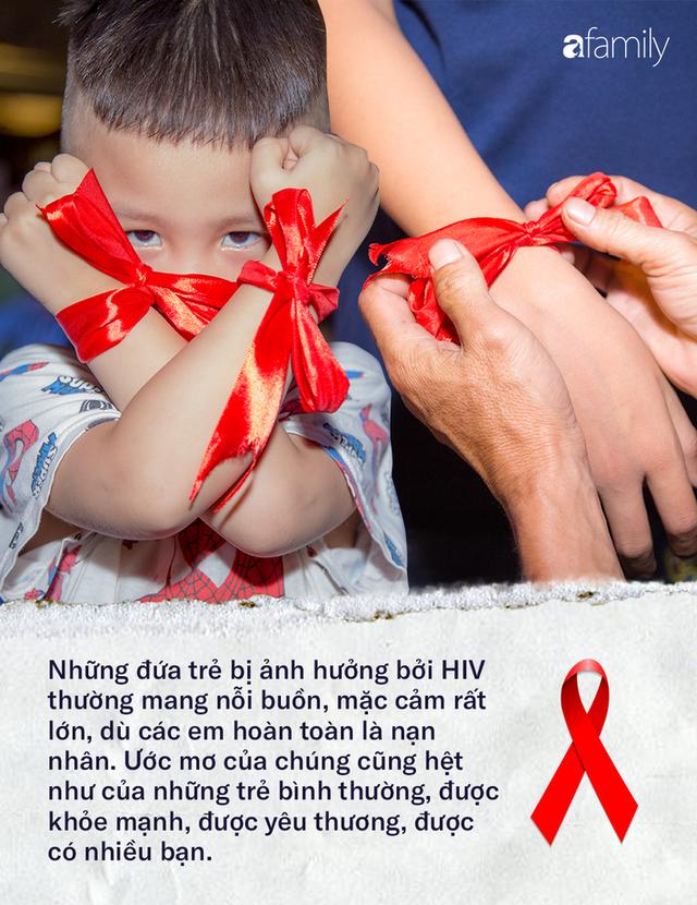 Trung thu của những đứa trẻ bị ảnh hưởng bởi HIV: Khi háo hức, niềm vui hồn nhiên lắng xuống, chỉ còn lại những câu chuyện thật buồn - Ảnh 10.