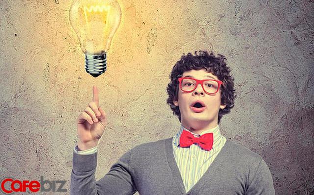 Sơ đồ tư duy của người thông minh: Đời người hơn nhau ở 5 bước này - Ảnh 1.