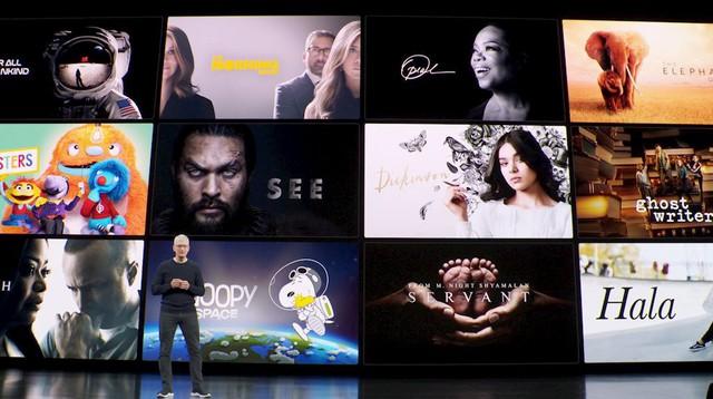 Apple TV+ giá chỉ bằng một vé xem phim, tặng một năm miễn phí khi mua sản phẩm Apple - Ảnh 2.