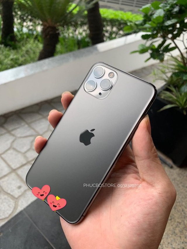 Đã có người Việt sở hữu iPhone 11 Pro dù Apple chưa bán - Ảnh 4.