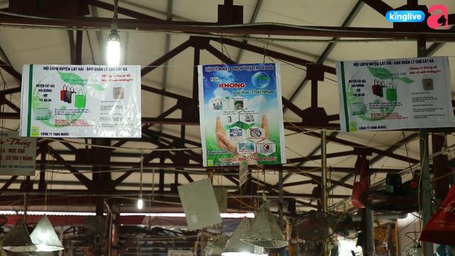 Phong trào nói không với túi nylon tại Cát Bà: Mục đích tốt, sản phẩm hay nhưng giá thành cao nên chưa được nhiều sự ủng hộ từ người tiêu dùng? - Ảnh 2.