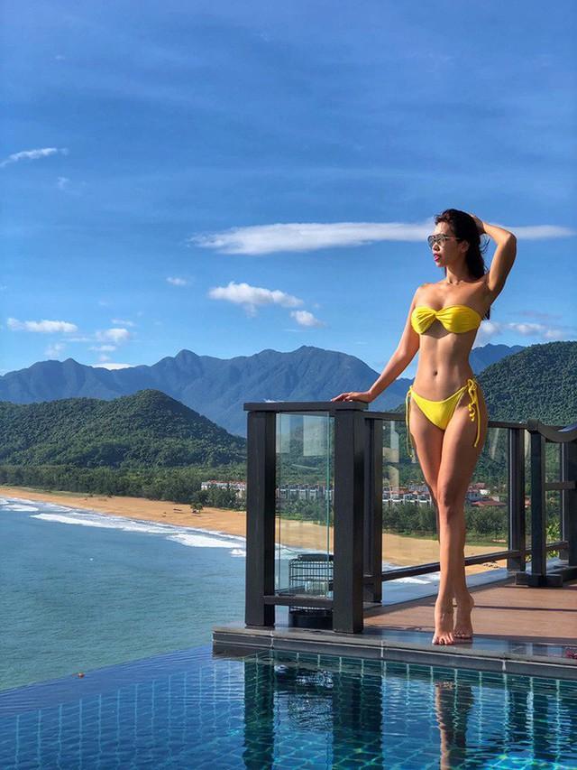 """siêu mẫu hà anh - photo 4 1568470979165475510360 - Trang đời mới của siêu mẫu Hà Anh: """"Phép màu"""" ở tuổi 37 và lối sống giàu năng lượng đáng nể"""