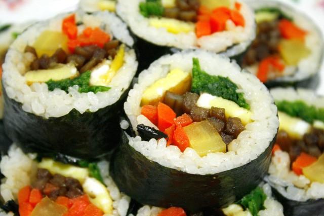 Obangsaek: Triết lý ngũ hành với 5 màu may mắn chứa đựng ý nghĩa hay ho về cuộc sống của người Hàn Quốc, có mặt trong mọi ngõ ngách, nhất là ẩm thực - Ảnh 5.