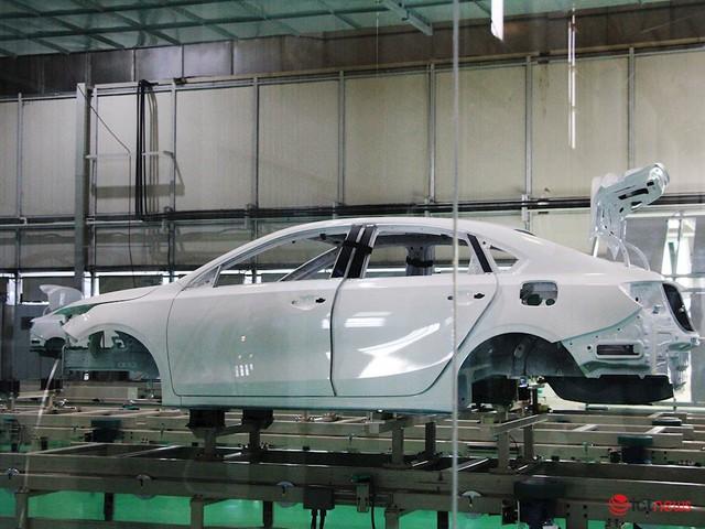Thaco nâng cấp, mở rộng nhà máy lắp ráp xe Kia: Công suất 50.000/năm, sản xuất tự động và điều hành thông minh - Ảnh 3.