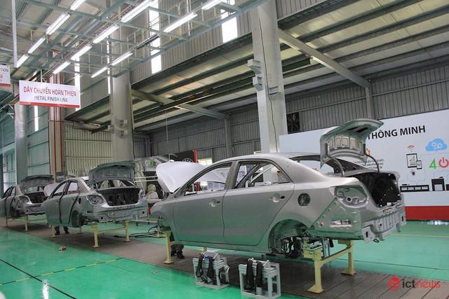 Thaco nâng cấp, mở rộng nhà máy lắp ráp xe Kia: Công suất 50.000/năm, sản xuất tự động và điều hành thông minh - Ảnh 5.