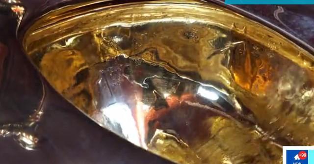 chiếc bồn cầu bằng vàng - photo 8 15686164281641167033063 - Bồn cầu bằng vàng trị giá 139 tỷ đồng bị đánh cắp