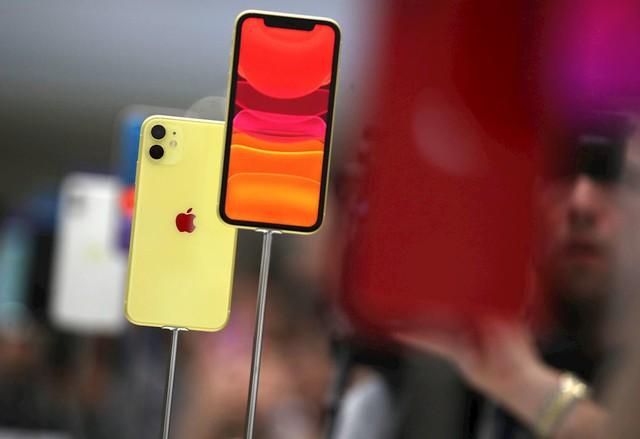 iPhone 11 có số đơn đặt trước kỷ lục tại Trung Quốc - Ảnh 1.
