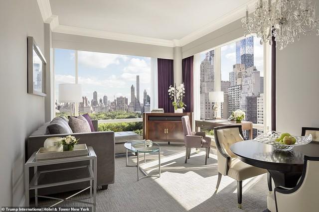 Khách sạn của Tổng thống Donald Trump được bình chọn tốt nhất thế giới - Ảnh 1.