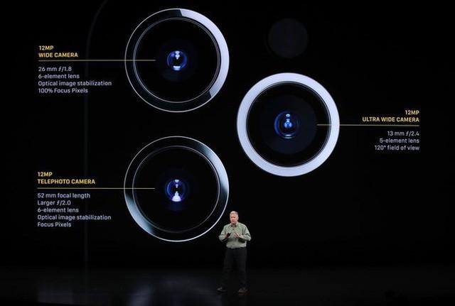 Với iPhone 11, Apple đang trở thành một công ty camera - Ảnh 3.
