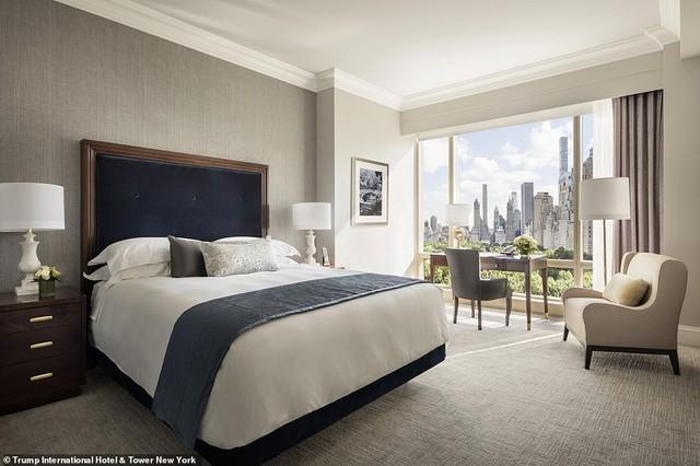Khách sạn của Tổng thống Donald Trump được bình chọn tốt nhất thế giới - Ảnh 3.