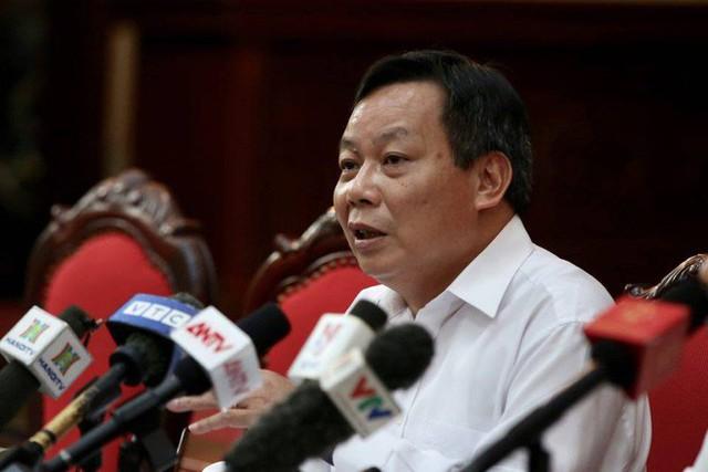 Hà Nội họp báo thông tin chính thức nguyên nhân vụ cháy Công ty Rạng Đông - Ảnh 5.