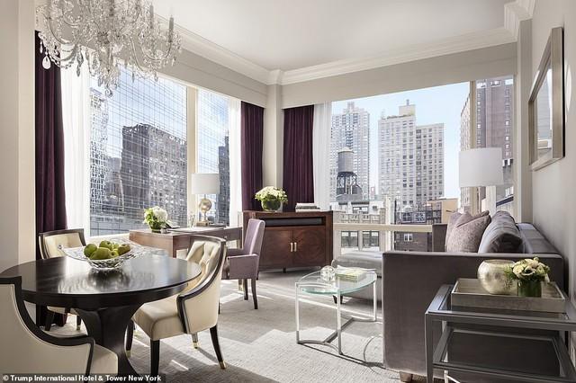 Khách sạn của Tổng thống Donald Trump được bình chọn tốt nhất thế giới - Ảnh 4.