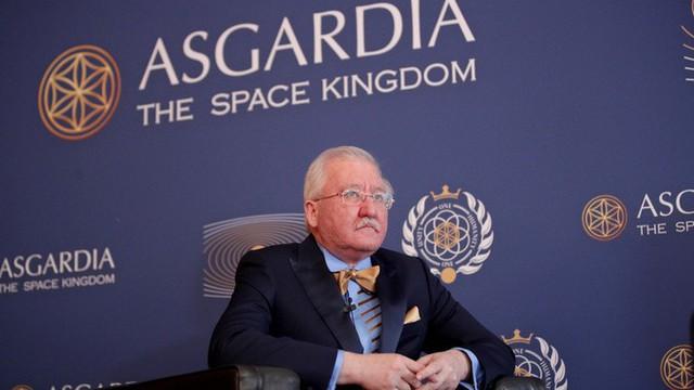 Đề phòng Trái Đất diệt vong, quốc gia vũ trụ Asgardia sẽ xây dựng thành phố ngoài không gian làm nơi ở cho 15 triệu người - Ảnh 1.