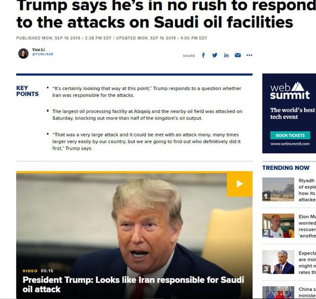 Sau cú sốc chưa từng có, Donald Trump nói ra sự thật - Ảnh 1.