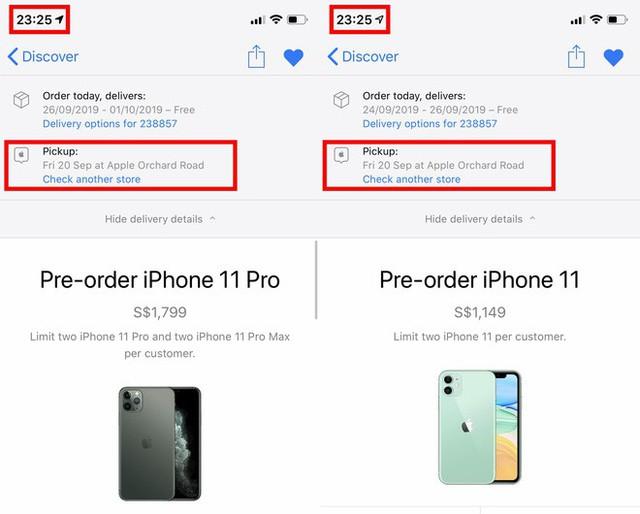 Trải nghiệm đặt hàng iPhone 11 & iPhone 11 Pro tại Singapore và lý do bạn không nên mua iPhone 11 quá sớm - Ảnh 3.