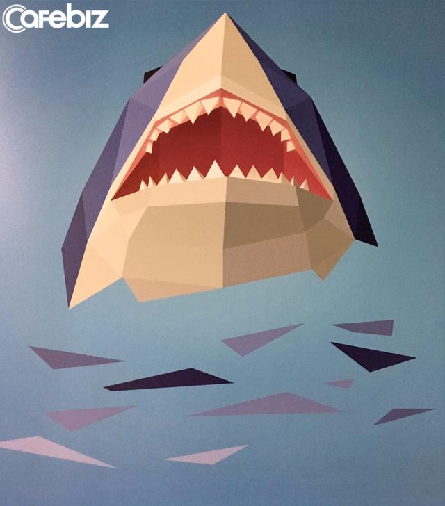 3 phẩm chất khiến bạn trở thành cá mập của đại dương: Hoặc là xây dựng cái uy, hoặc là cả đời khúm núm! - Ảnh 2.