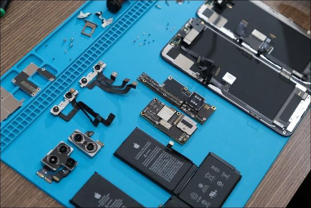 Tháo tung iPhone 11 Pro Max tại Việt Nam dù chưa mở bán - Ảnh 3.