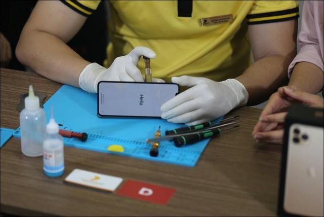 Tháo tung iPhone 11 Pro Max tại Việt Nam dù chưa mở bán - Ảnh 6.
