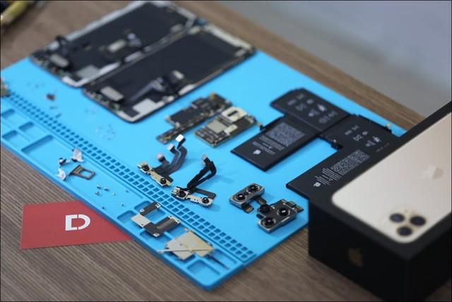 Tháo tung iPhone 11 Pro Max tại Việt Nam dù chưa mở bán - Ảnh 9.