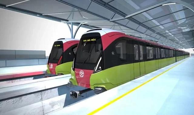 Tàu metro Nhổn - Ga Hà Nội chạy trung bình 35km/h nhưng đây là lý do bạn không thể phàn nàn tại sao nó chậm thế - Ảnh 1.
