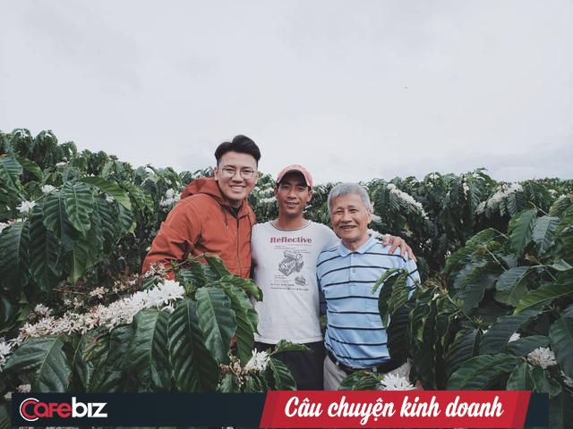 Chàng trai 9X và những người bạn nông dân trên hành trình nâng cao giá trị cà phê Việt Nam - Ảnh 5.