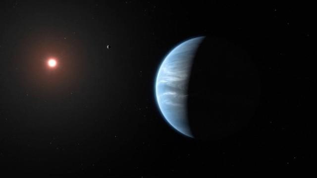 Phát hiện hành tinh K2-18b, hành tinh có đầy đủ mọi điều kiện để làm nơi ở mới cho loài người, ngoại trừ việc quá to - Ảnh 1.