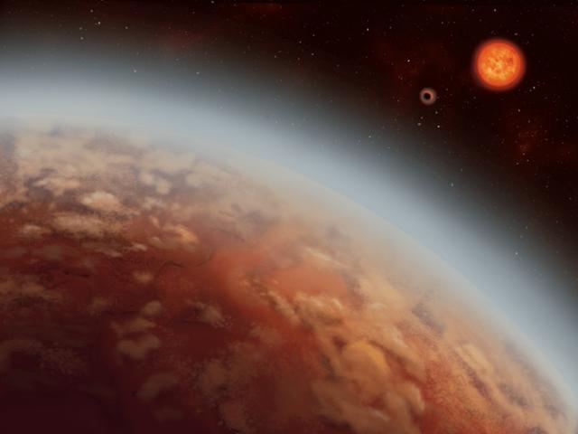 Phát hiện hành tinh K2-18b, hành tinh có đầy đủ mọi điều kiện để làm nơi ở mới cho loài người, ngoại trừ việc quá to - Ảnh 2.